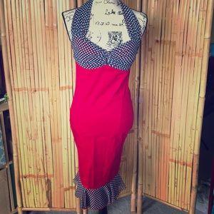 Pinup Rockabilly dress